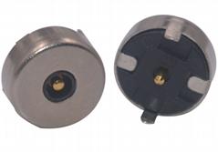 提供平板电脑磁吸充电线 pogo2pin磁吸端子线磁性磁铁连