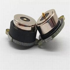 石墨烯发热水杯静水器LED手电筒蓝牙耳机电热穿戴护具磁吸充电接头