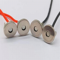 數碼數碼水杯靜水器成人用品石墨烯發熱腕穿戴磁吸充線