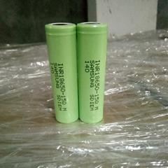 全新三星INR18650-15QM1500mah动力电动工具锂电池