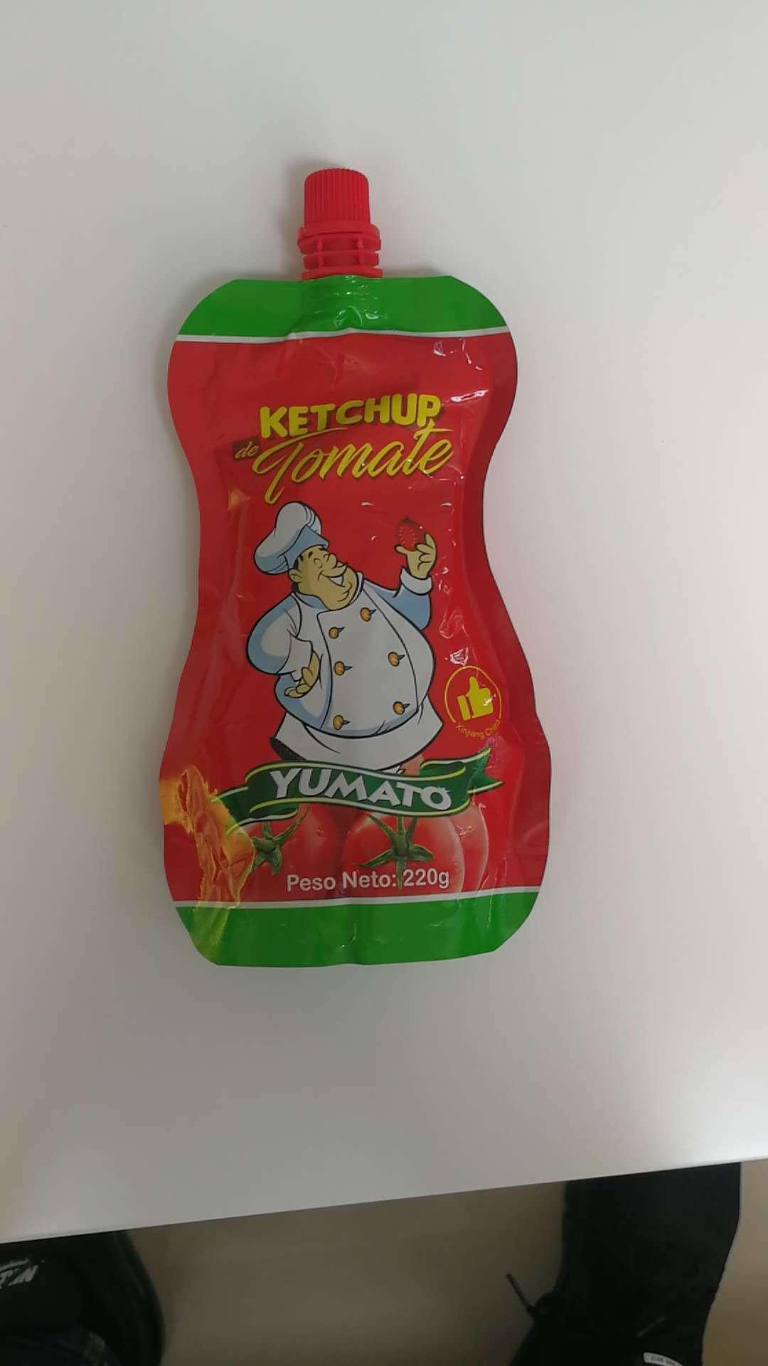 Tomato Ketchup 1