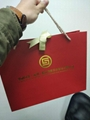 深圳企業手提袋紙袋包裝盒定製