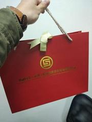 深圳企业手提袋纸袋包装盒定制
