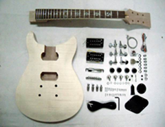 Hot Sale Chinese Electric Guitar Kit