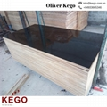 WATER PROOF OUTDOOR USAGE 3*6, 4*8 FILM FACED PLYWOOD