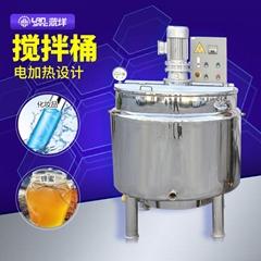 爆款班產1T蜂蜜預熱濃縮機