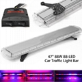 "High Power 88W 47"" 88LED Emergency Warning Beacon car truck strobe light Bar 3"