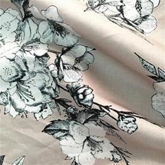 Factory Direct Custom Tropical Digital Print Fabric