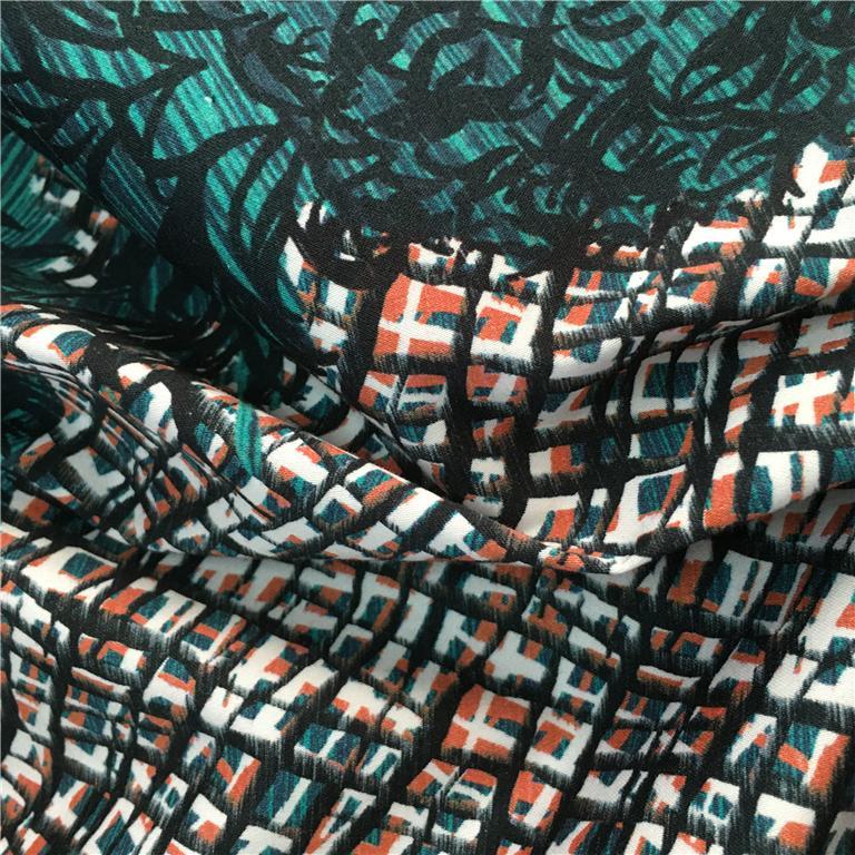 Popular wholesale Super Soft Digital Printed Fabric For Sofa 1