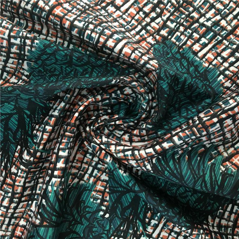Popular wholesale Super Soft Digital Printed Fabric For Sofa 3