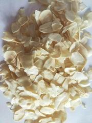 Air Dehydrated garlic fl