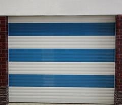 Alunimium Roll up garage Door