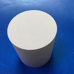 DOC honeycomb ceramic catalyst carrier
