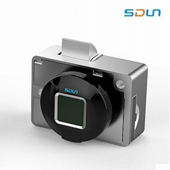 SDUN Fingerprint Locker Lock Fingerprint Cabinet Lock with Bluetooth function