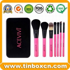 Cosmetic Metal Tin Box