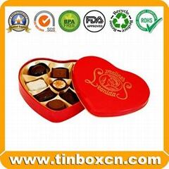 Irregular Tin Box
