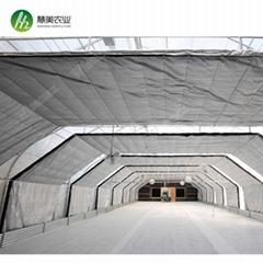 Medical planting 100% auto blackout light dep greenhouse