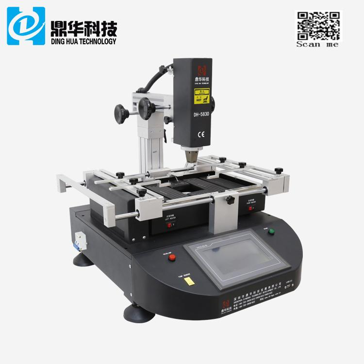 Hot selling DH-5830 bga reflow station xbox 360 for iphone 6 motherboard unlocke 1