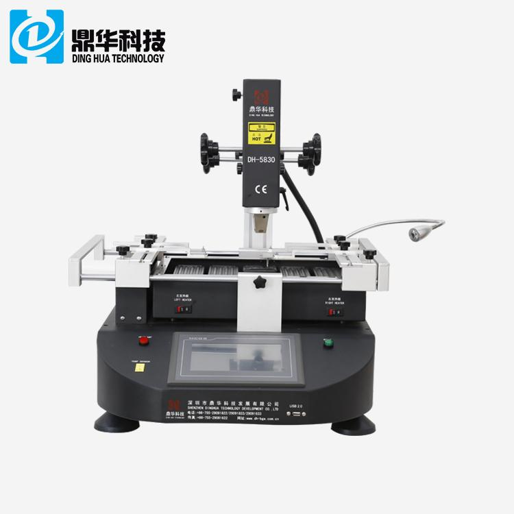 Hot selling DH-5830 bga reflow station xbox 360 for iphone 6 motherboard unlocke 2