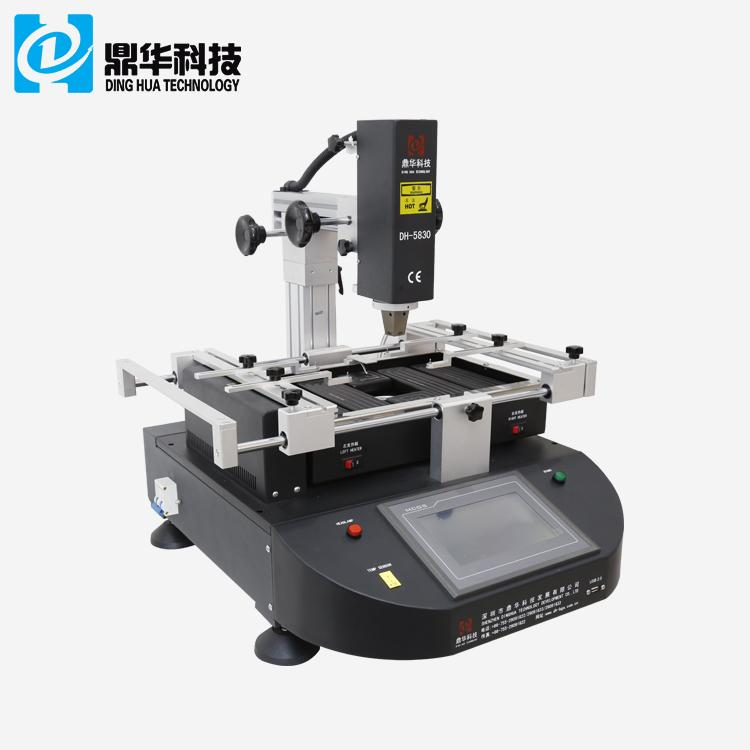 Hot selling DH-5830 bga reflow station xbox 360 for iphone 6 motherboard unlocke 3