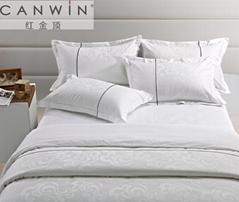 new style jacquard bedding hotel linen
