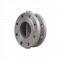 API 594 Double Plate Flanged Swing Check