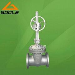 API Cast Steel Gate Va  e (GAZ41H)