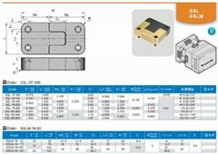 HASCO 標準定為塊 機械精密配件WMOULD香港開模師品牌