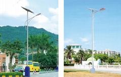 太陽能led戶外路燈