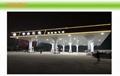 140W帶應急油棚燈LED加油站燈嵌入式油棚燈  4