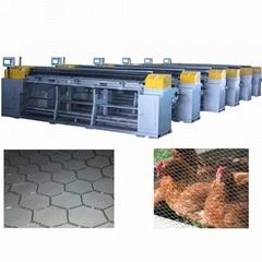 Chicken Wire Mesh weaving equipment Supplier