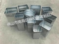 街道環保鐵皮方內桶
