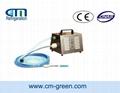 Heat exchange tube cleaner with nylon brush CM-II/III