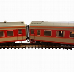 HO Scale Hobby Toy Railway Model