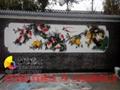 乡村艺术墙