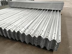 瑞欧交通公司制造高质量护栏板