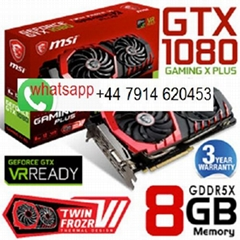 MSI Geforce GTX 1080 Graphic cards