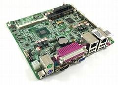 嵌入式工業電腦主板MINI-ITX工控主板