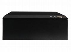 酷睿i7無風扇嵌入式工控機