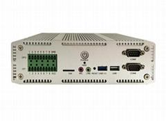 多网口多串口低功耗嵌入式工控机