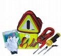 Factory Wholesale Car Emergency Kit/Car Safety Kit 1