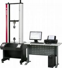 电脑伺服控制  材料试验机(桌上型)