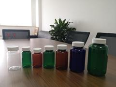 PET tablet bottle 150ml