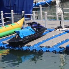 Plastic pontoon  jet ski