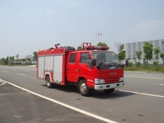 Fire Fighting Truck JMC (1500 Litres Water)
