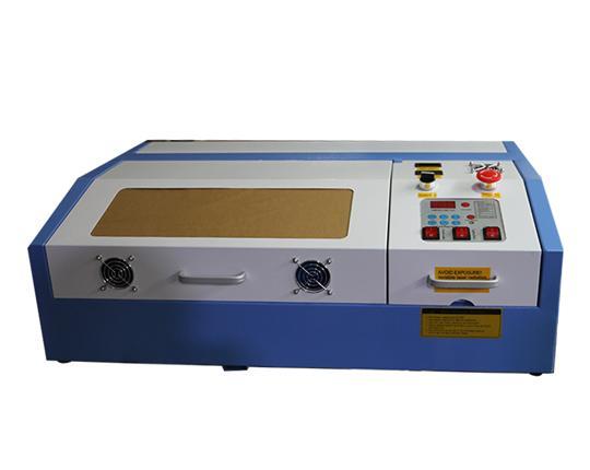 K40 40W mini CO2 laser engraving and cutting machine - China -