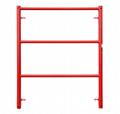 Frame scaffolding 2