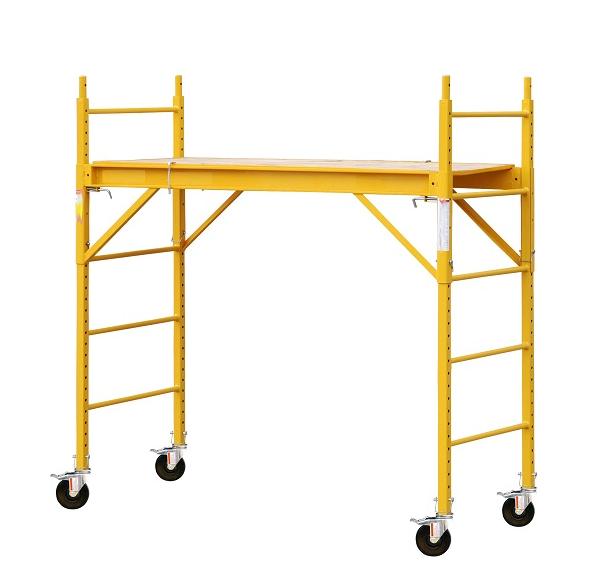 Frame scaffolding 5