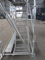 Ringlock system scaffolding 4
