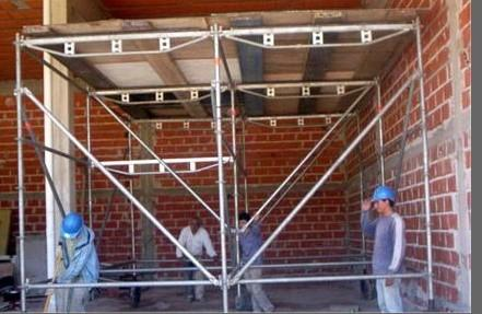 Ringlock system scaffolding 5